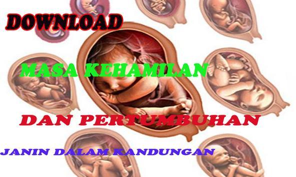 MASA KEHAMILAN DAN PERTUMBUHAN JANIN L3NGKAP apk screenshot