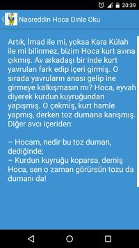 Nasreddin Hoca Dinle Oku screenshot 3