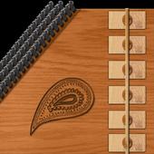 Arabic Qanon Instrument icon