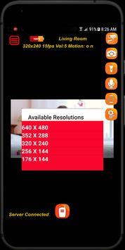 Online Security Camera BePPa screenshot 5