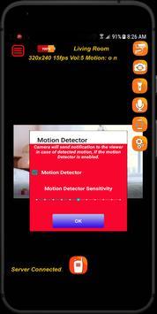 Online Security Camera BePPa screenshot 7