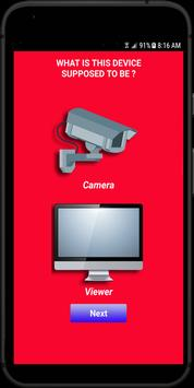 Online Security Camera BePPa poster