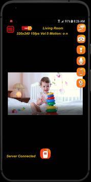 Online Security Camera BePPa screenshot 1
