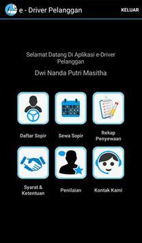 e-Driver poster