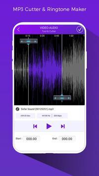 MP3 Cutter & Ringtone Maker screenshot 1