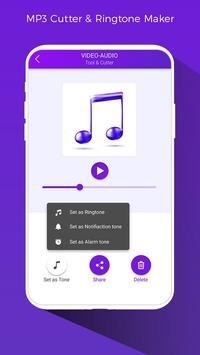 MP3 Cutter & Ringtone Maker screenshot 2