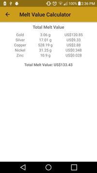 Coin Melt Value Calculator for Android - APK Download