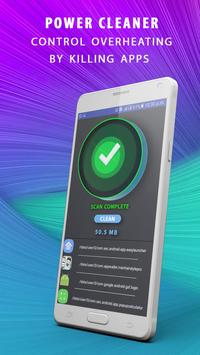 Fast Cleaner - Speed Booster & Battery Saver 2018 screenshot 4