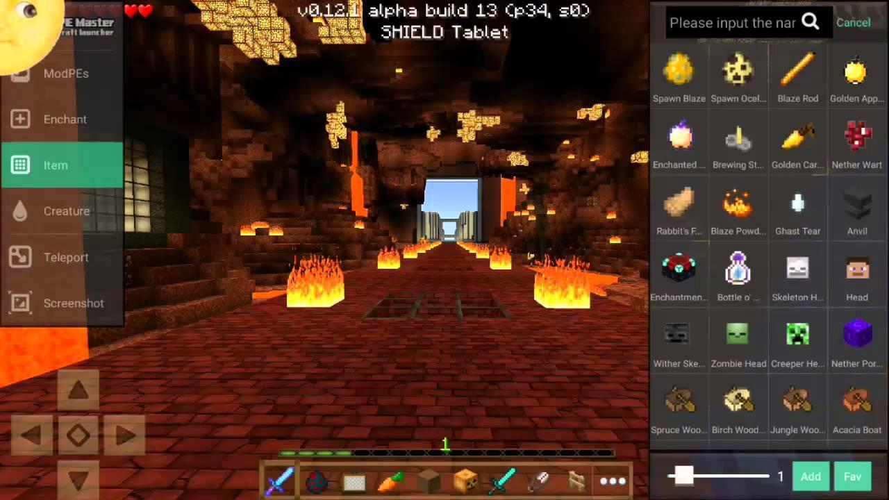 Master for Minecraft Launcher para Android - APK Baixar