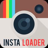 Instaloader for Instagram icon