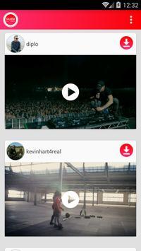 Instaloader for Instagram apk screenshot