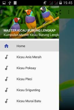 MASTER KICAU LENGKAP poster