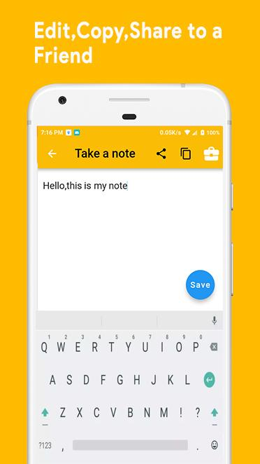 Note taking apps - Flutter notes (Free No ads) for Android