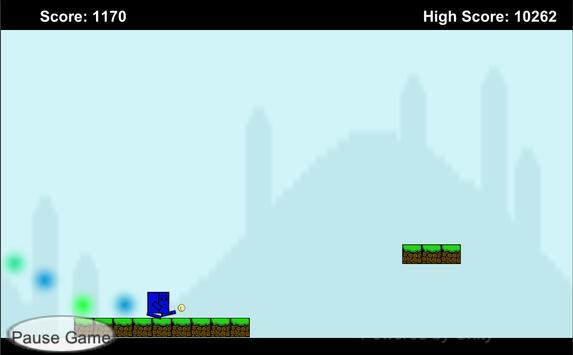 Cubey Runner apk screenshot