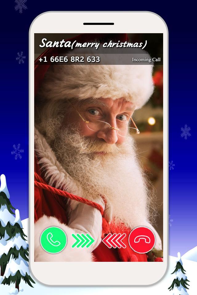 Santa Claus Fake Call Prank for Android - APK Download
