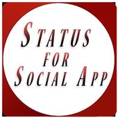 Social Status 4 You Hindi icon
