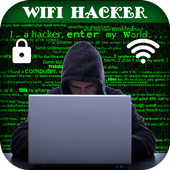 Wifi Hacker Password Simulator icon