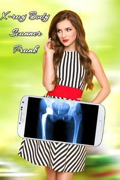X-ray Body Scanner Simulator poster