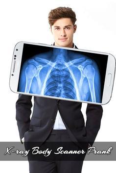 X-ray Body Scanner Simulator apk screenshot