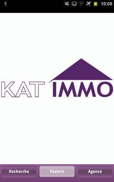 KAT IMMO poster