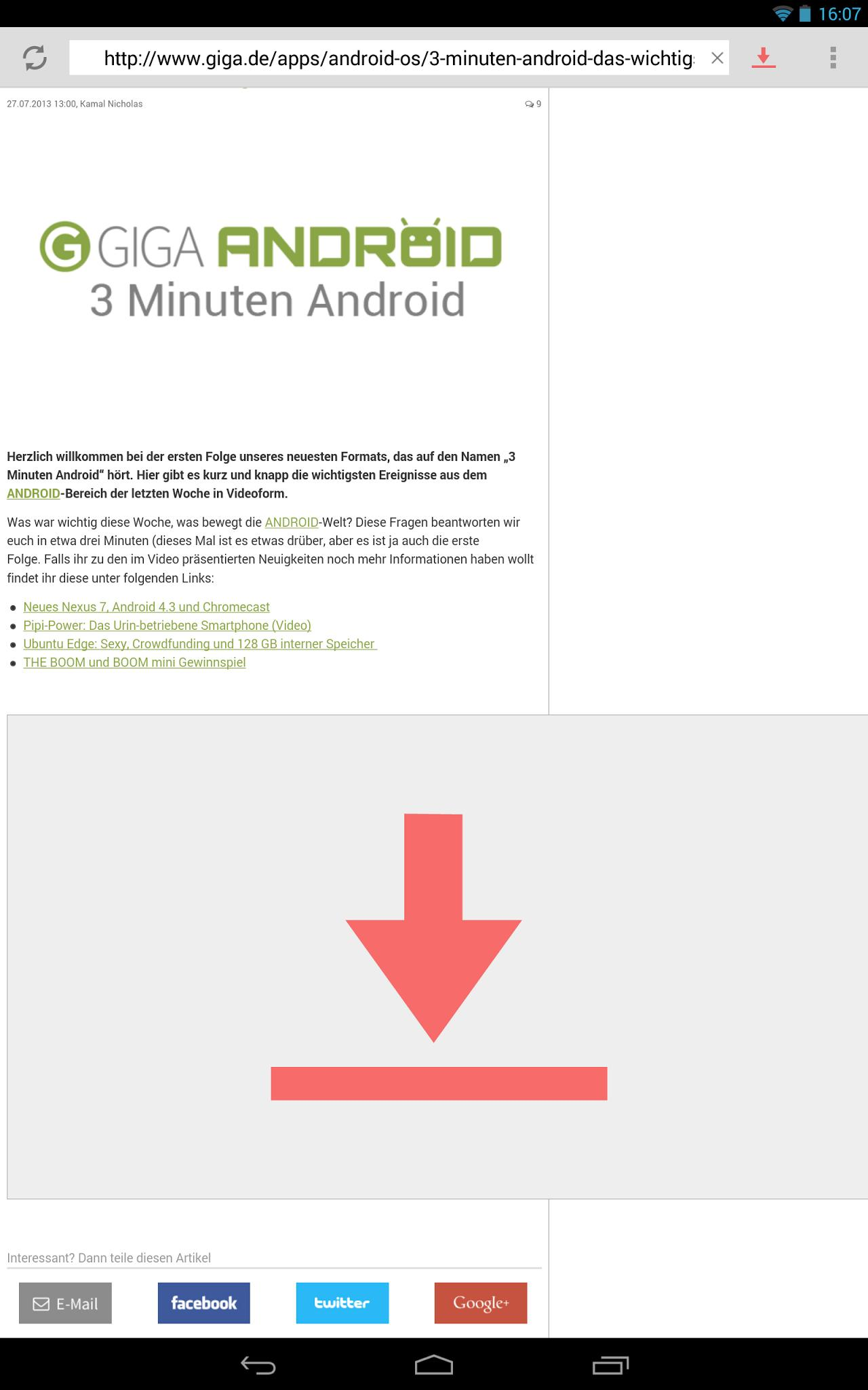 vGet for Android - APK Download