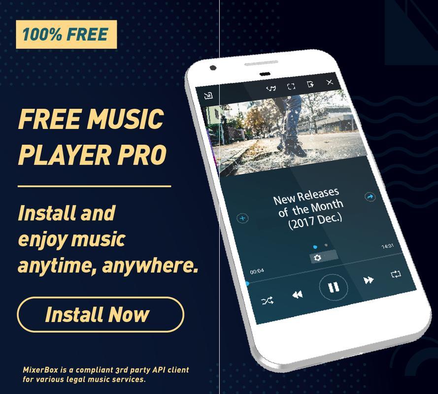 music music player pro apk