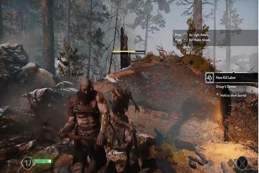 Trick God of War 4 screenshot 3