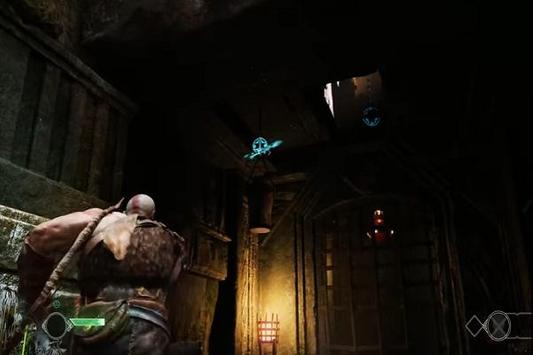 Trick God of War 4 screenshot 2