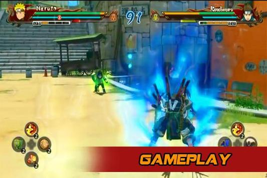 Naruto Shippuden Ninja Impact Trick screenshot 5