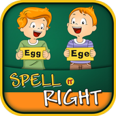 Spell It Right icon