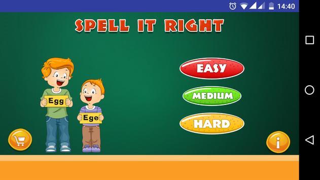 Spell It Right screenshot 3