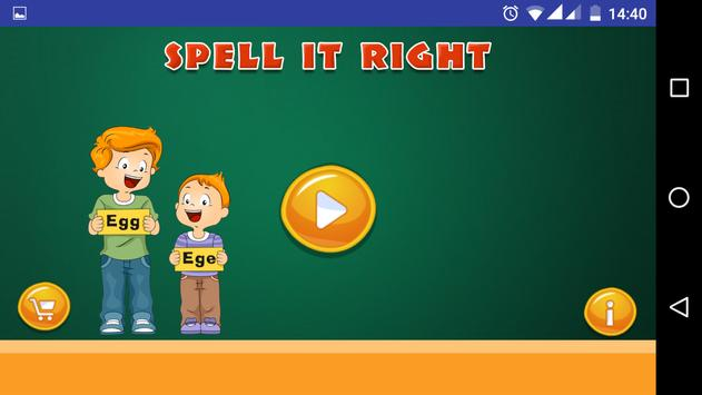 Spell It Right screenshot 7