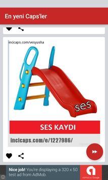 Taze Caps apk screenshot