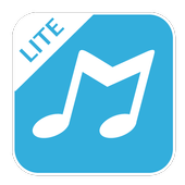 Free Music MP3 Player - Download MixerBox Lite icon