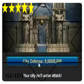 Guide play Clash Of The kings icon