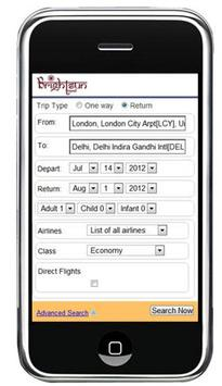 Brightsun Flights & Hotels apk screenshot