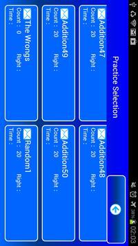 2DigitAdditionByWriting apk screenshot