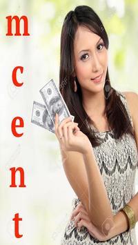 mcen mobile money poster