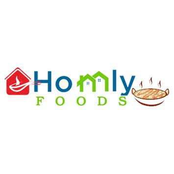Homly Foods Tiffin Services poster