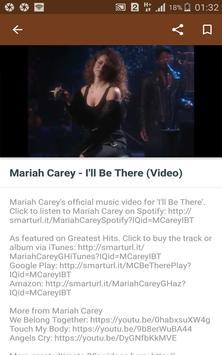 Mariah Carey Greatest Hits screenshot 3