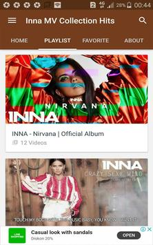 Inna MV Collection Hits screenshot 4