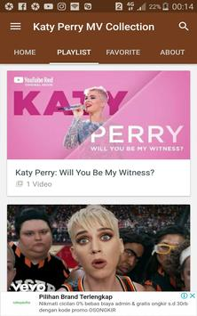 Katy Perry MV Collection screenshot 4