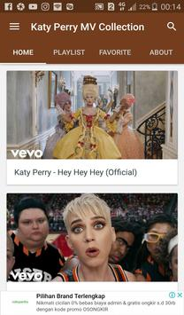 Katy Perry MV Collection screenshot 6