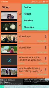 AC3 Hdr media player screenshot 4