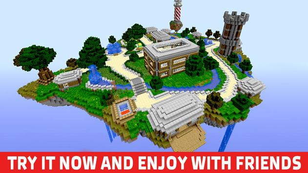 Skyblock Island for MCPE for Android - APK Download