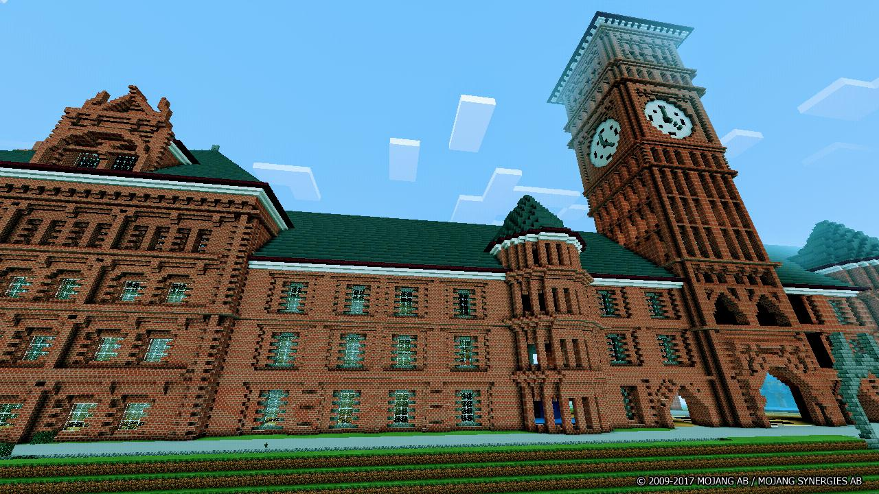 The School Minecraft Map for Android - APK Download
