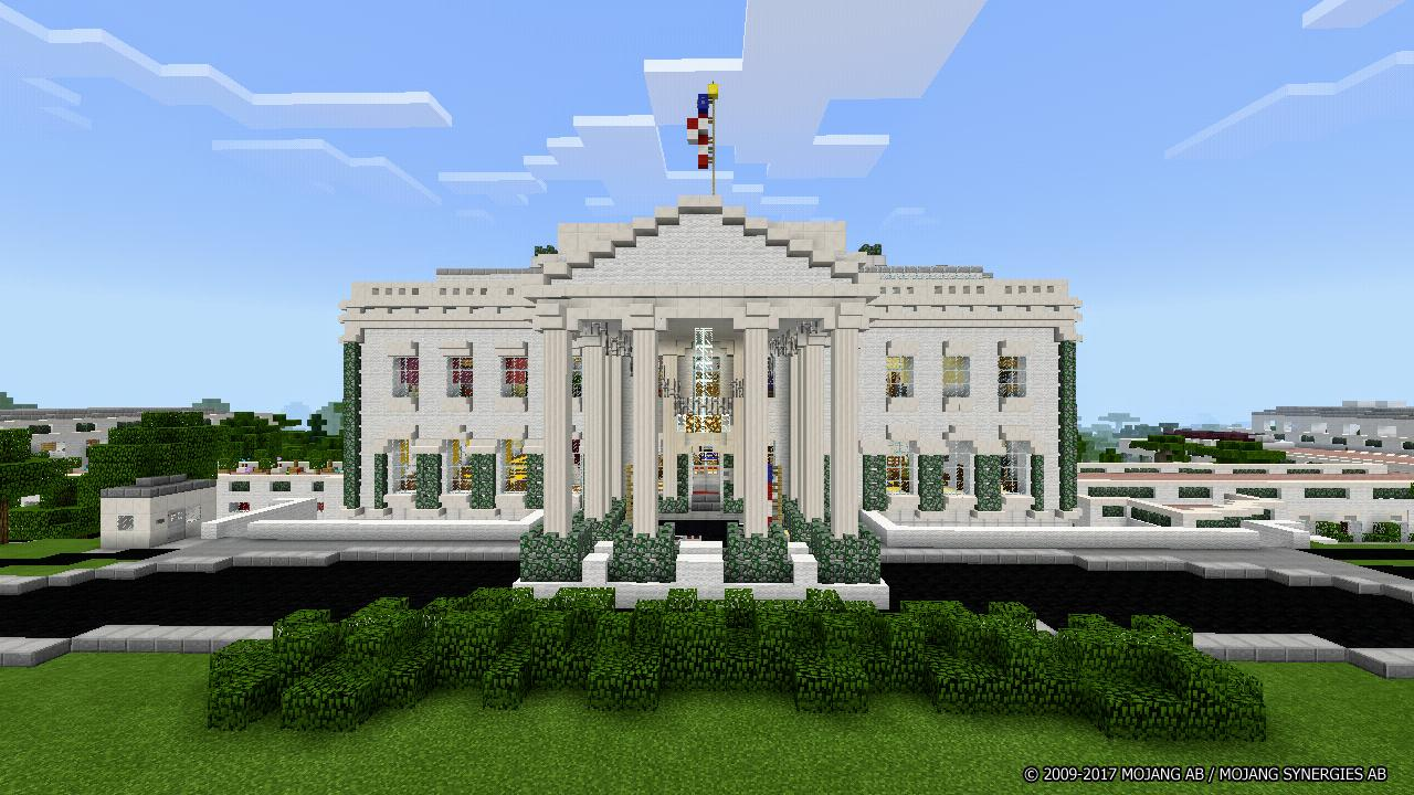 Map White House for Minecraft for Android - APK Download