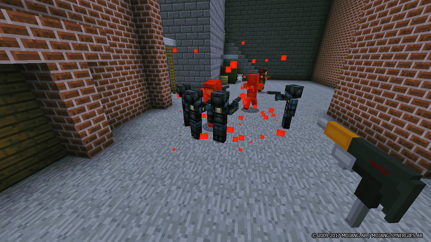 The Zombie Extreme Minecraft Shooter Map APK 1.0.0 Download ...