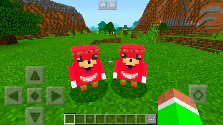 Maps And Mods Ugandan Knuckles maps and mods for Minecraft for Android   APK
