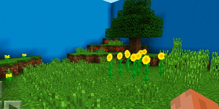 Find the Button: New Biomes. Map for MCPE screenshot 14